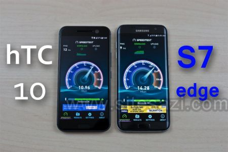 گروه طراحی وب سایت:HTC 10 vs Samsung Galaxy S7 Edge (Exynos) - Speed Test Comparison Review!
